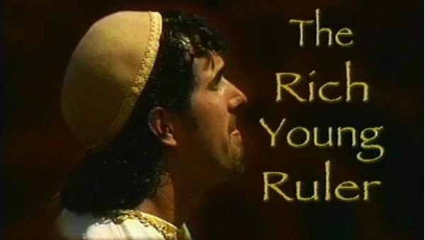 Saving Faith: The Rich Young Ruler